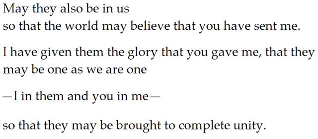 John 17 Quote #2